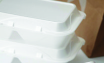 AFP Renews Relationship for Hinged Lid Foam Containers