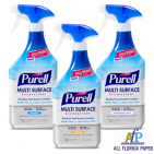 PURELL® MULTI SURFACE Disinfectant Voted Product of the Year 2018
